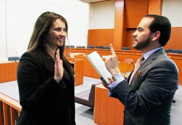 Paloma Valencia a Indagatoria con Abelardo de la Espriella