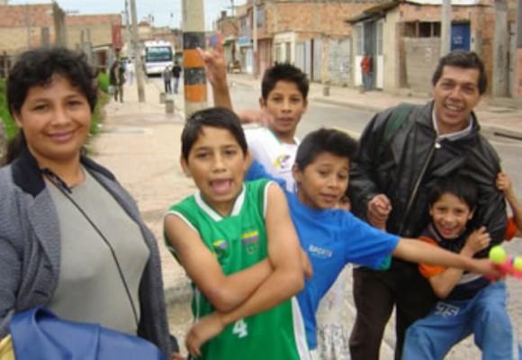 Los pobres según Juan Manuel Santos