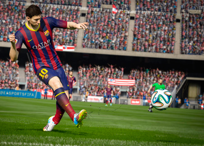Errores en Fifa 15: ¿verdaderos o estrategia antipiratería?