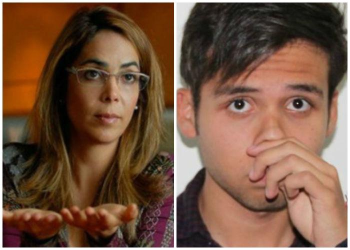 Gina Parody y Sergio Urrego: las dos