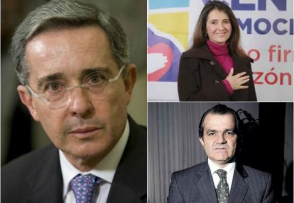Álvaro Uribe de la santidad