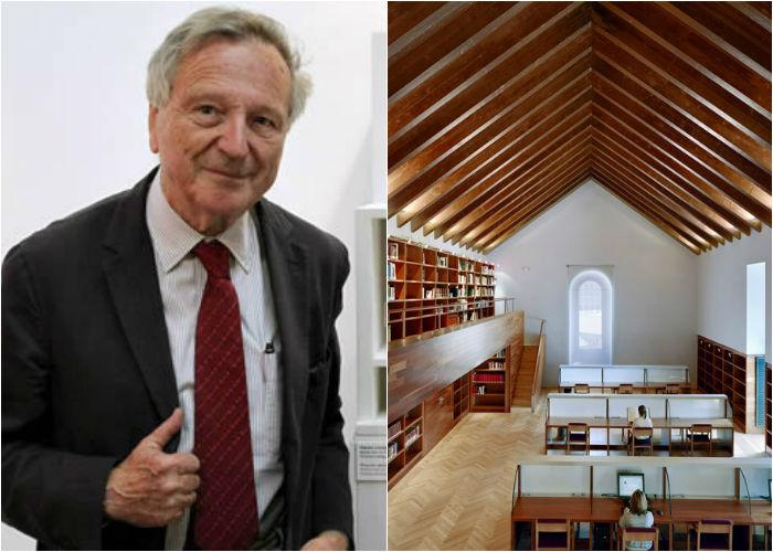 El mejor arquitecto de España visita Colombia