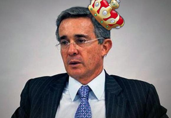 Derrocar a Uribe rey