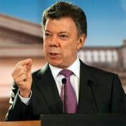 Mal despegue del segundo mandato de Santos