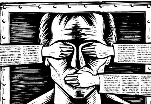 Libertad de expresión sí, pero no así