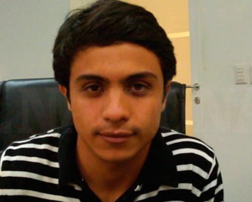 Lorent Saleh, el venezonalo detenido a quien Santos puede ayudar