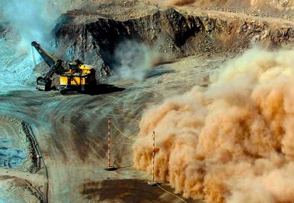 Municipios cierran espacios a las explotaciones mineras