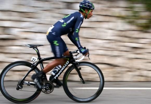 Nairo Quintana dice adiós a la vuelta a España
