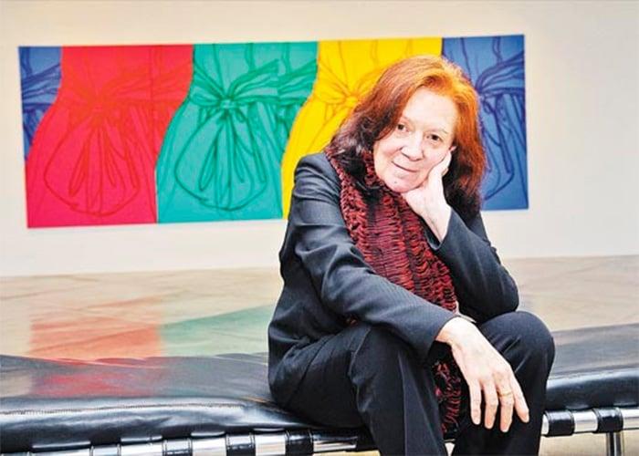 Ana Mercedes Hoyos, la pintora que volvió universal el mundo de Palenque