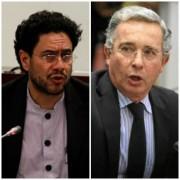 Cara a cara de Uribe y Cepeda en el para debate en el Senado