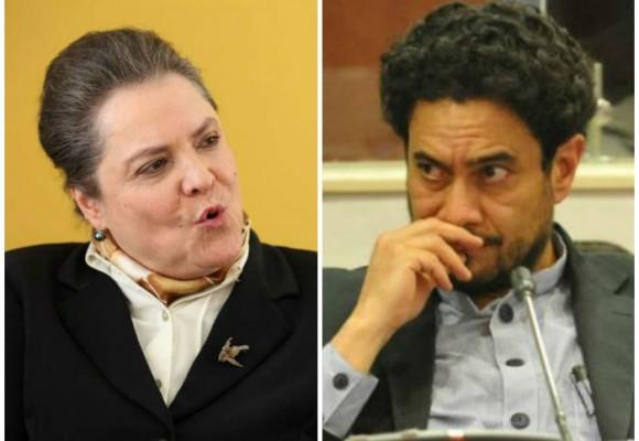 La distancia entre Cepeda y Clara López, nueva pelea interna en el Polo Democrático