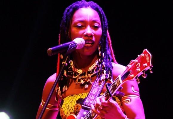 Fatoumata Diawara en Cartagena