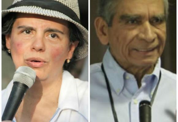 Marisol Garzón confrontó al General Mora en Cuba