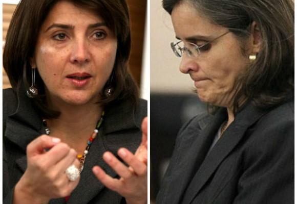 Llamado de atención a la canciller por dejar sola a Ana María González en su juicio