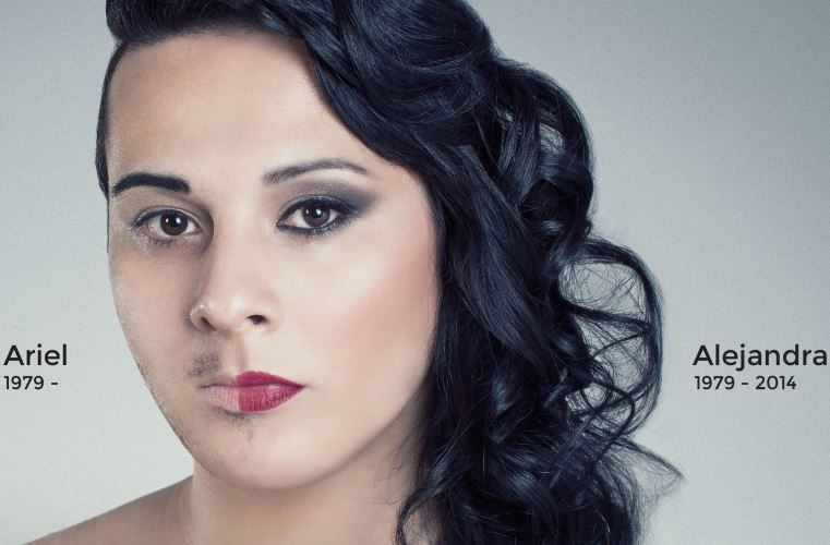 Transexual libre forzada en mujer