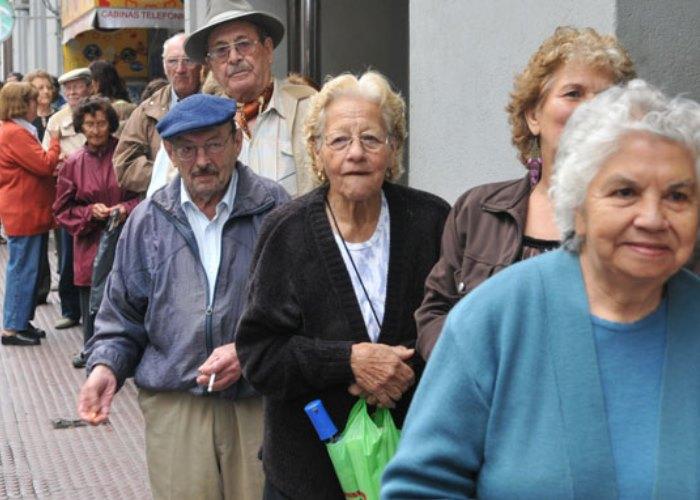 La pensión, un sueño que se esfuma
