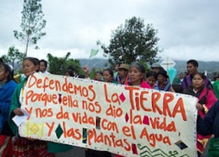 La resistencia social que vive Putumayo