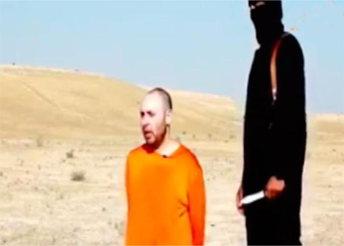 El Estado Islámico repitió su acto de barbarie: decapitó al periodista Steven Sotloff