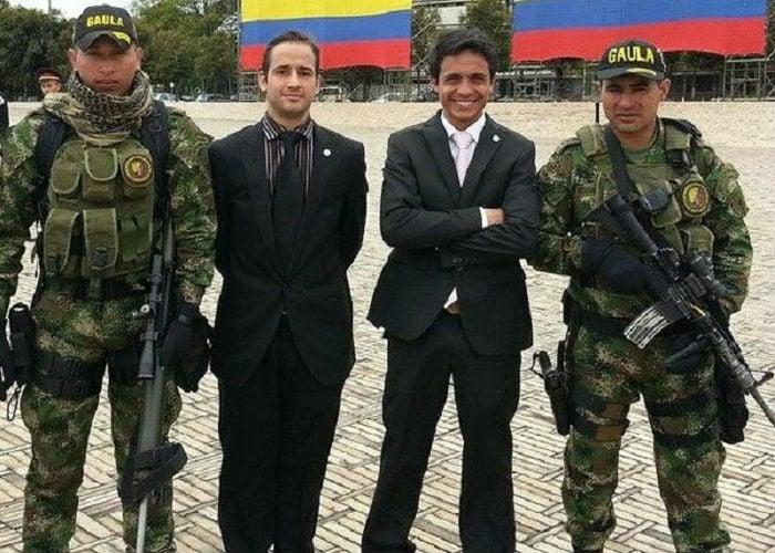 uniformes militares venezolanos: