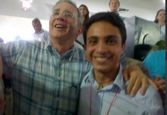 Lorent Saleh, el uribista deportado a Venezuela