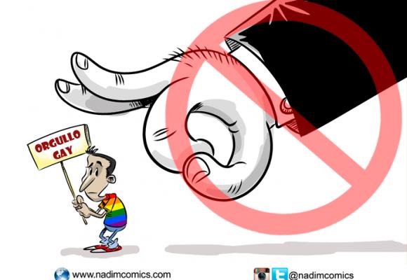 No más discriminación