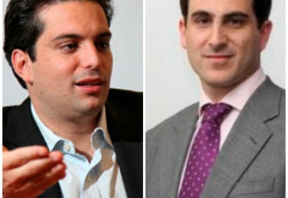 Simón Gaviria y Tomás González, los nuevos mandamás de Ecopetrol
