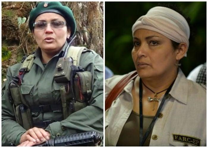La comandante Victoria Sandino toma el micrófono en La Habana