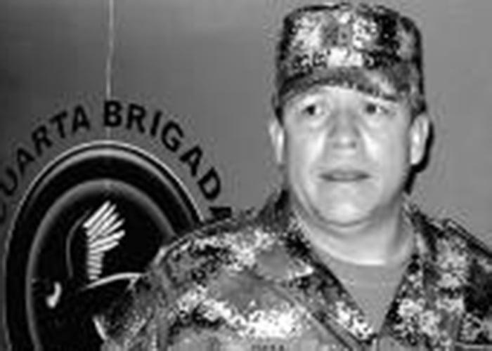 Coronel Juan Carlos Piza Gaviria, Comandante de la Cuarta Brigada - 08-Juan-Carlos-Piza