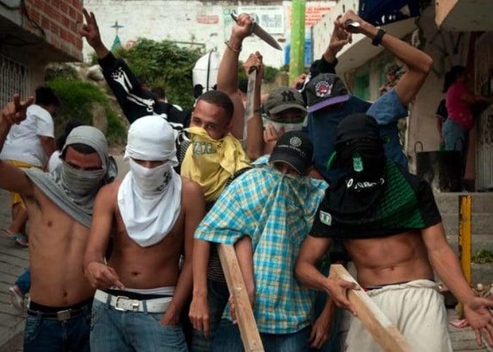 El miedo ronda la comuna 13 de Medellín