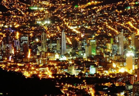 La magia y el centro de Medellín