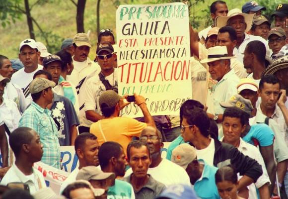 Reclamantes de tierras en Colombia: una masacre que no para