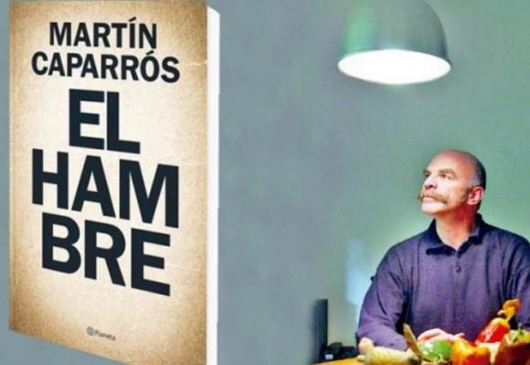 El hambre según el escritor Martín Caparrós