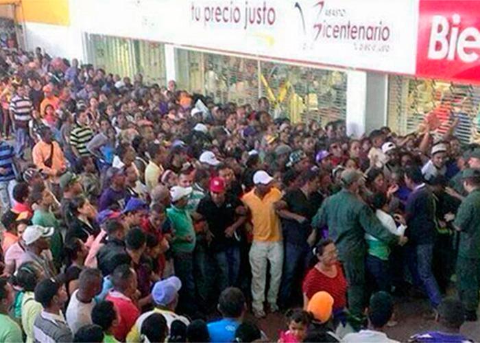 La guerra por la comida en Venezuela