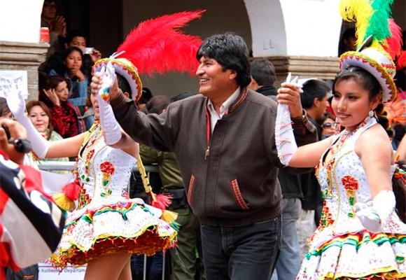 Bolivia está cambiando