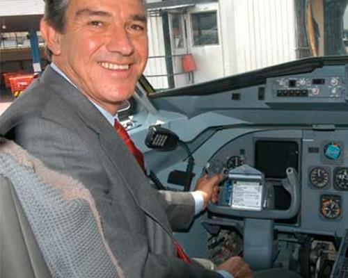 El vuelvo 9845 de Avianca sirvió  de  hotel a 90 pasajeros