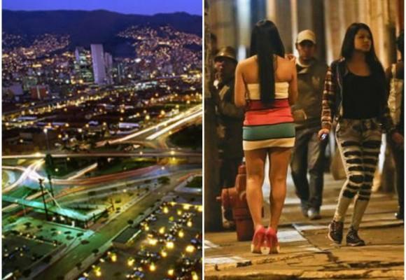 Las dos caras de Medellín