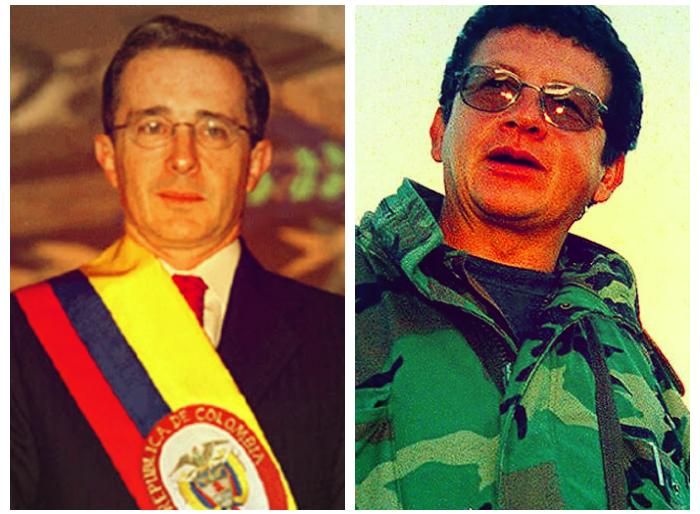 Esta es la correspondecia entre Uribe y las Farc que el expresidente no quiere recordar