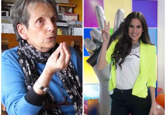 La activista Florence Thomas ataca La Voz Kids