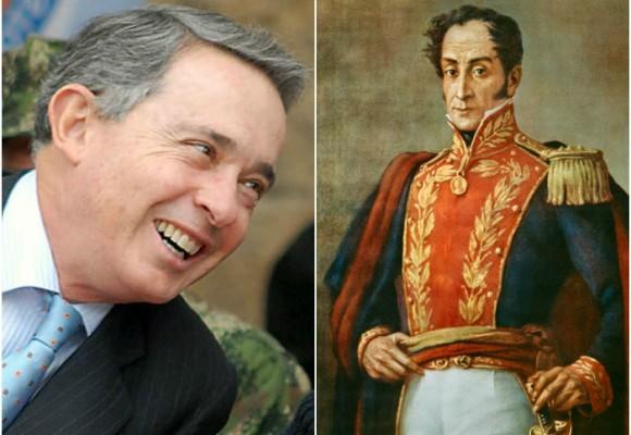 ¿Álvaro Uribe es el nuevo Simón Bolívar?