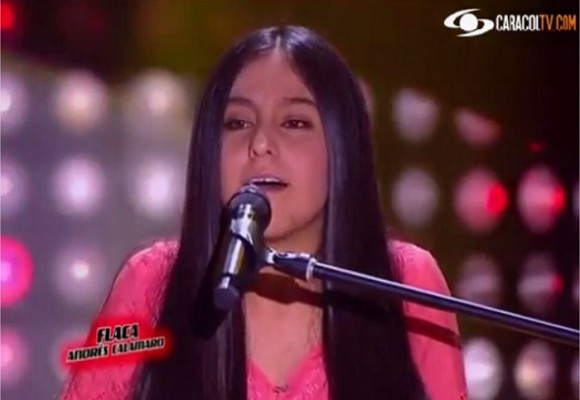 Video: La niña que sorprendió en La Voz Kids