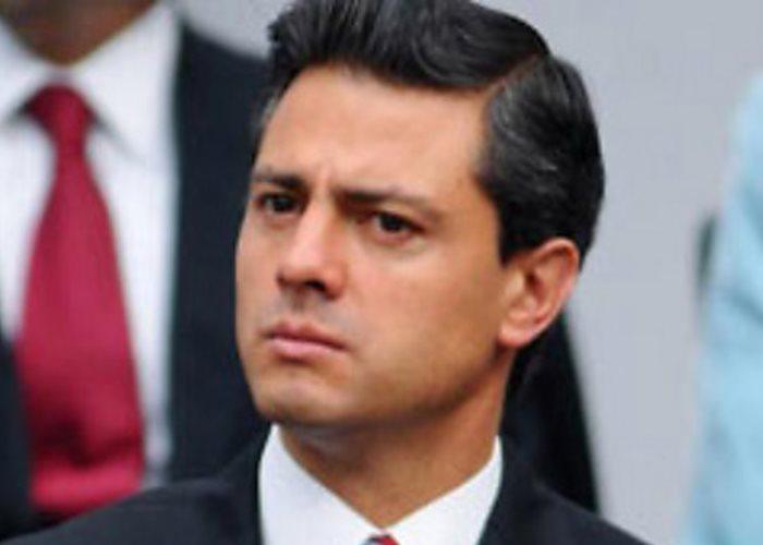 El desplome del presidente Enrique Peña Nieto