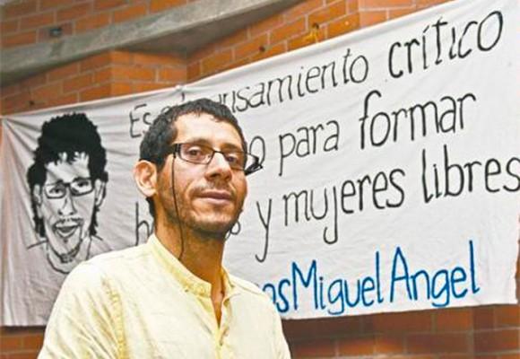 La infamia de la Universidad Nacional contra Miguel Ángel Beltran