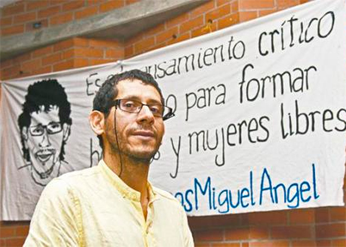 Miguel Angel Beltrán Libertad