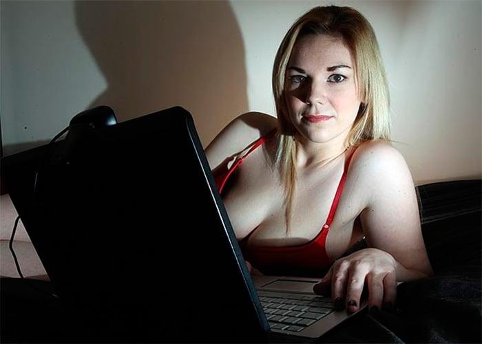 Confesiones de una modelo webcam