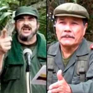 La cumbre de las FARC y el ELN en La Habana con Timochenko y Gabino