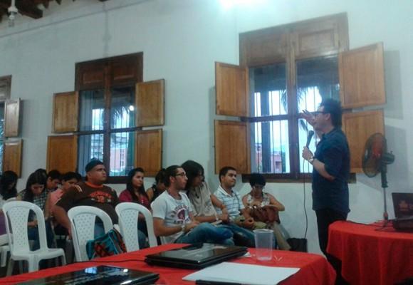 En Cúcuta taller de reportería ciudadana y periodismo cultural