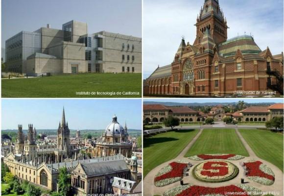Las universidades norteamericanas a la cabeza de la educación