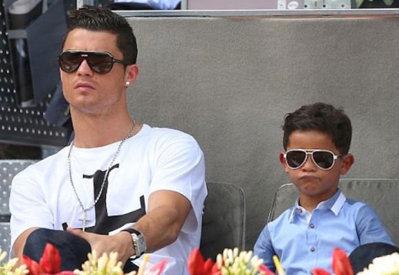 La desalmada historia del hijo de Cristiano Ronaldo