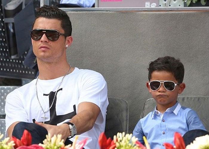 La desalmada historia del hijo de Cristiano Ronaldo - Las2orillas 2bb0ef87bd43e