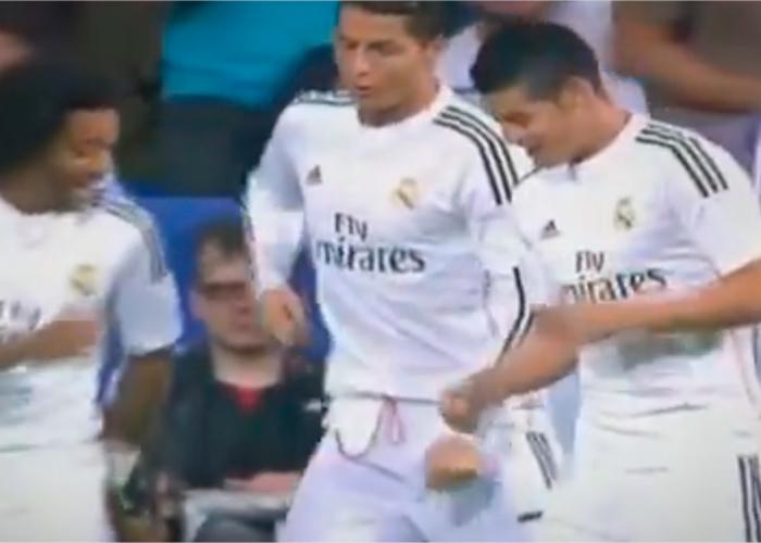 El Ras Tas Tas al mejor estilo del Real Madrid